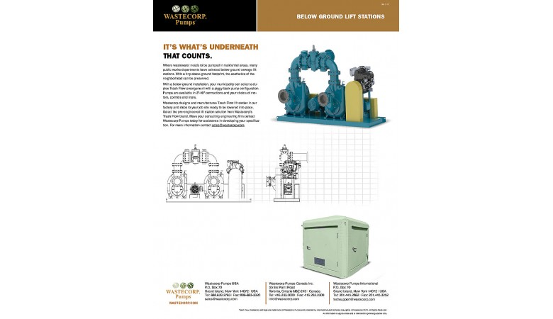 Auto Start Lift Station Brochure