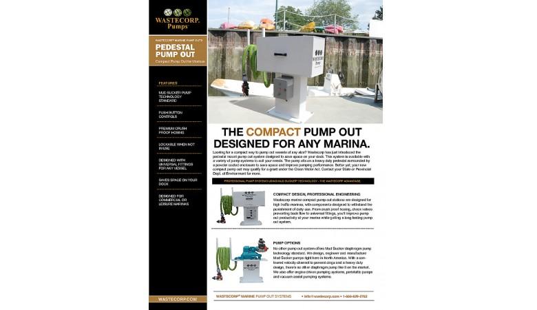 Pedestal Pump Out Info Sheet