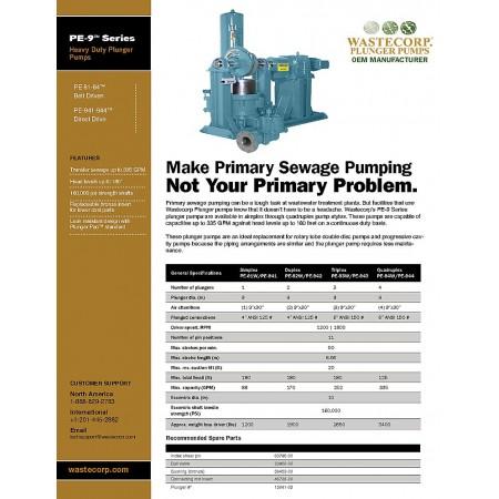 PE-941 Fact Sheet