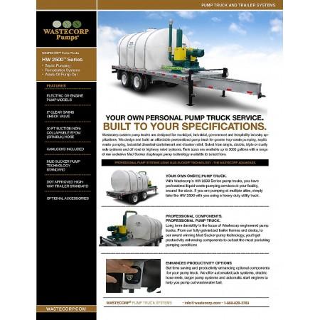 Pump Truck Manufacturer