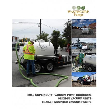 Vacuum Pump Product Brochure