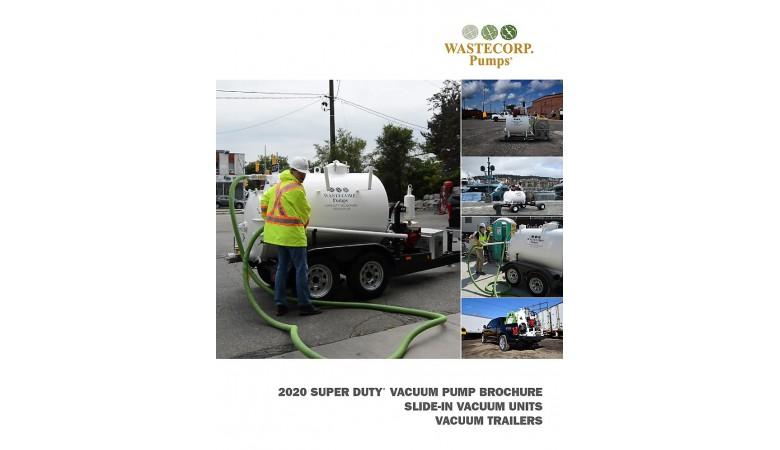 Vacuum Pump Brochure